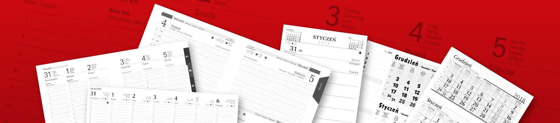 Kalendarze Na Zamówienie | Producent kalendarzy