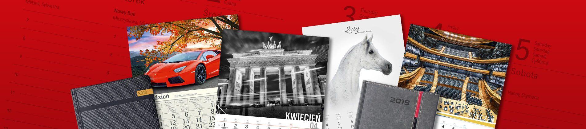 Kalendarze Reklamowe | Kalendarze Dla Firm