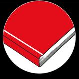 Oprawa standardowa z bigiem do kalendarzy książkowych