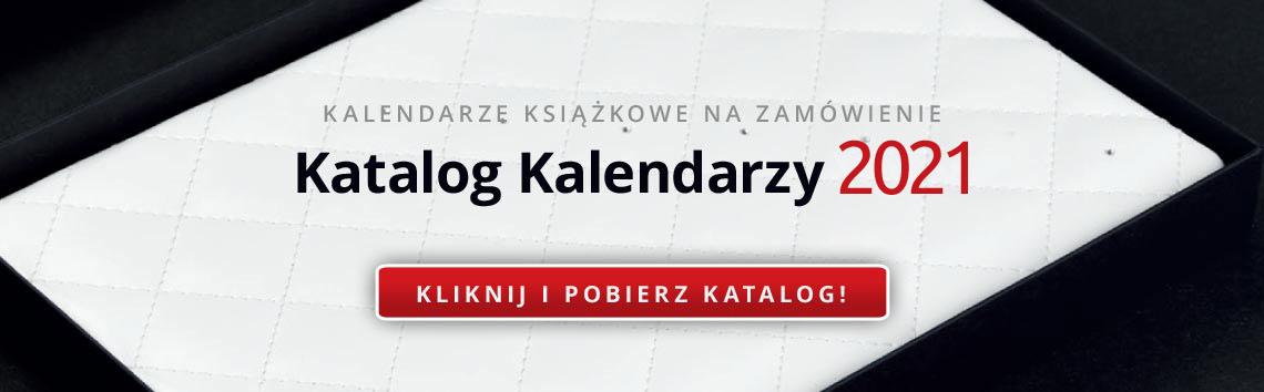 Kalendarze książkowe na zamówienie - katalog 2020