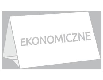 Ekonomiczne piramidki biurkowe