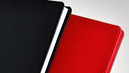 Okładki i oprawy indywidualnych kalendarzy książkowych