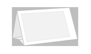 Kalendarze biurkowe piramidka standard