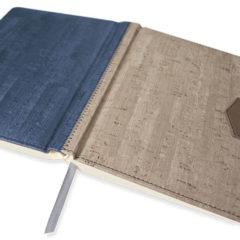 kalendarz książkowy - rozłożona okładka