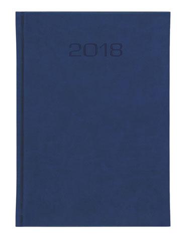 Kalendarz książkowy Blue - granatowy