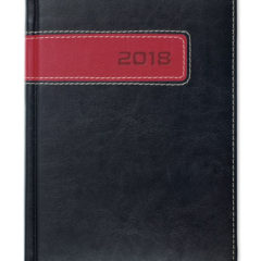 Kalendarz książkowy Combo Center czarny