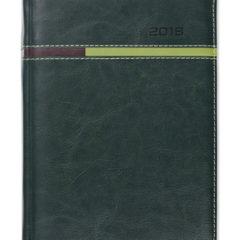 Kalendarz książkowy Combo Horizontal zielony