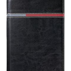 Kalendarz książkowy Combo Horizontal czarny