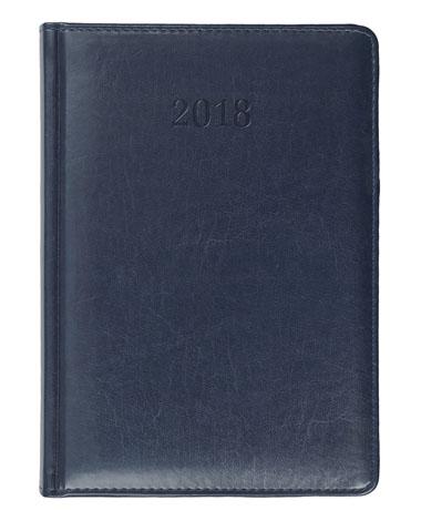 Kalendarz książkowy Elit granatowy