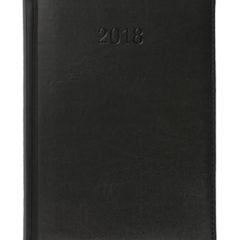 Kalendarz książkowy Elit czarny