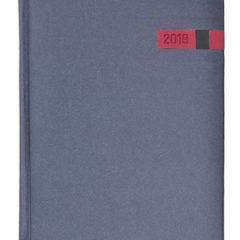 Kalendarz książkowy Magic granatowy / czerwony