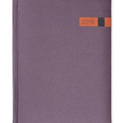 Kalendarz książkowy Magic bordowy/pomarańczowy