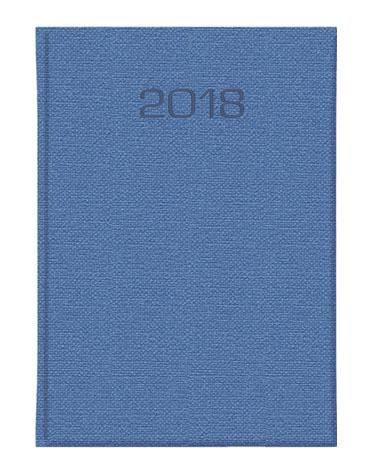 Kalendarz książkowy niebieski Yuta