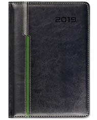 Kalendarz ksiązkowy dla firm Combo Double