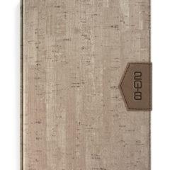 Kalendarz ksiązkowy imitacja drewna