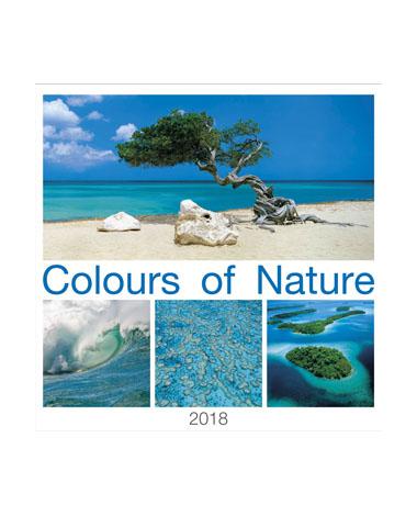 Kalendarz wieloplanszowy Colours of Nature