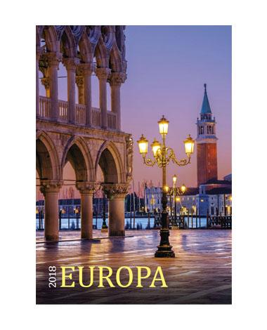 Kalendarz wieloplanszowy Europa