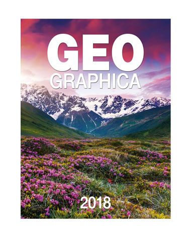 Kalendarz wieloplanszowy Geographica