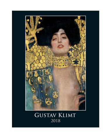 Kalendarz wieloplanszowy Gustav Klimt