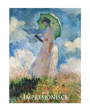 Kalendarz wieloplanszowy Impresjoniści