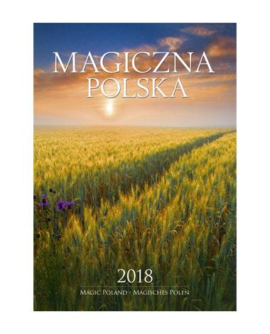 Kalendarz wieloplanszowy Magiczna Polska
