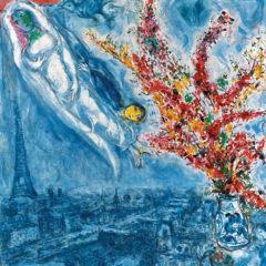 Kalendarz wieloplanszowy Marc Chagall
