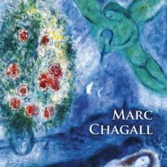 Kalendarz wieloplanszowy Marc Chagall - okładka