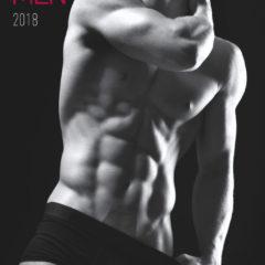 Kalendarz wieloplanszowy Men - okładka