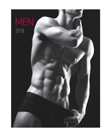 Kalendarz wieloplanszowy Men