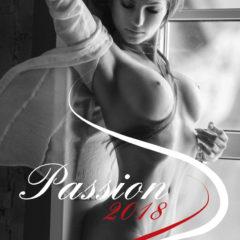 Kalendarz wieloplanszowy Passion - okładka