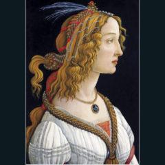Kalendarz wieloplanszowy Renesans - okładka