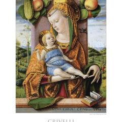 Kalendarz wieloplanszowy Renesans - przykładowa karta
