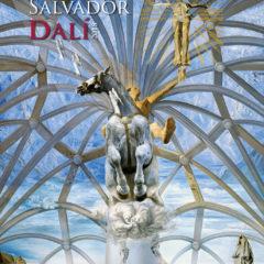 Kalendarz wieloplanszowy Salvador Dali - okładka