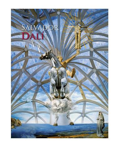 Kalendarz wieloplanszowy Salvador Dali
