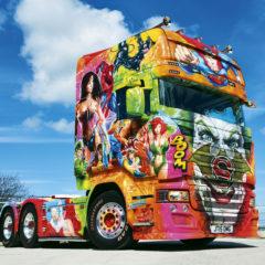Kalendarz wieloplanszowy Trucks (6)