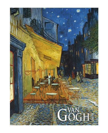 Kalendarz wieloplanszowy Van Gogh