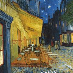 Kalendarz wieloplanszowy Vincent van Gogh okładka