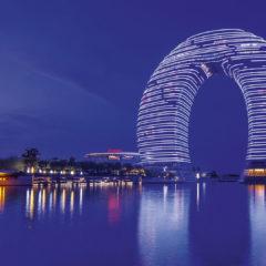 Kalendarz wieloplanszowy World architecture