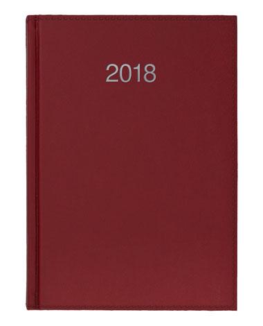 Kalendarz książkowy Baldo - bordowy