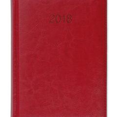 Kalendarze książkowe Baldo czerwony