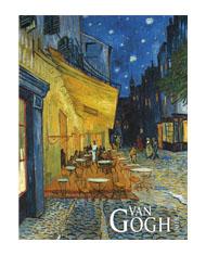 Kalendarze wieloplansozwe Van Gogh
