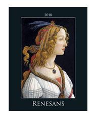 Kalendarze wieloplanszowe Renesans