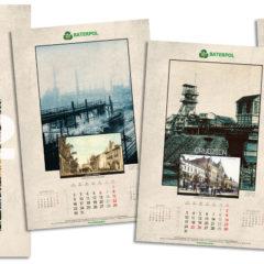 Kalendarze wieloplanszowe ścienne z indywidualnym projektem