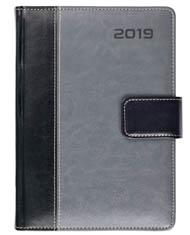 Kalendarze z zapięciem za magnes Standard