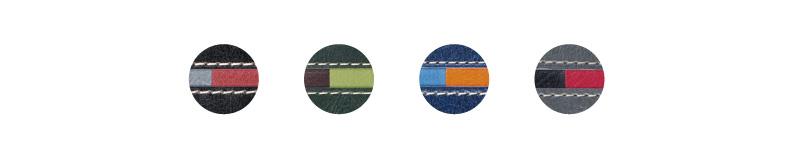 Combo Horizontal dostępne kolory kalendarzy