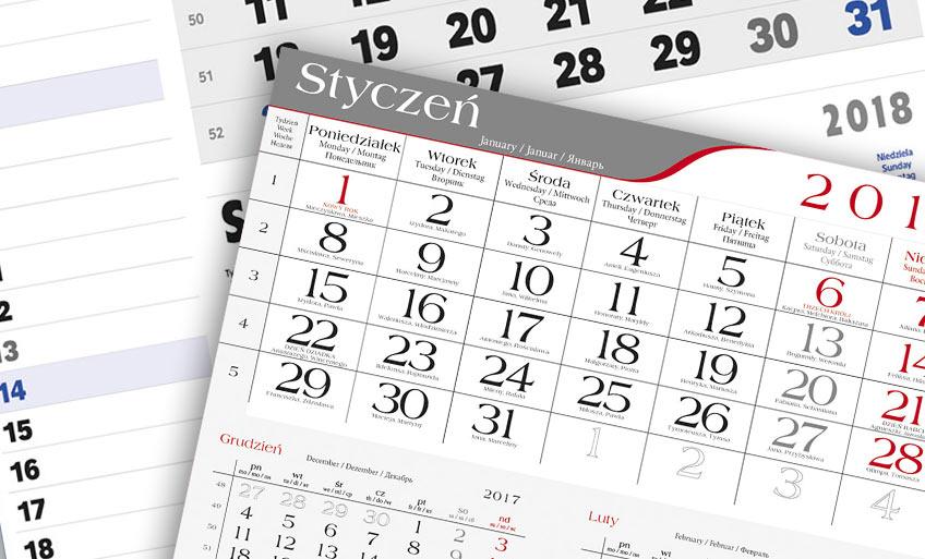 Druk cyfrowy a kalendarze reklamowe