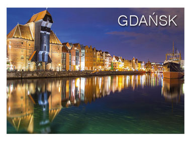 kalendarz jednodzielny Gdańsk