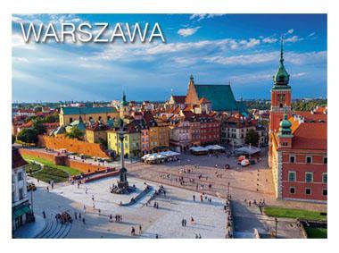 kalendarz jednodzielny Warszawa