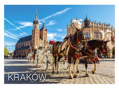 kalendarz jednodzielny Kraków