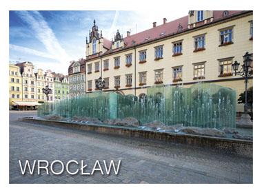 kalendarz jednodzielny Wrocław